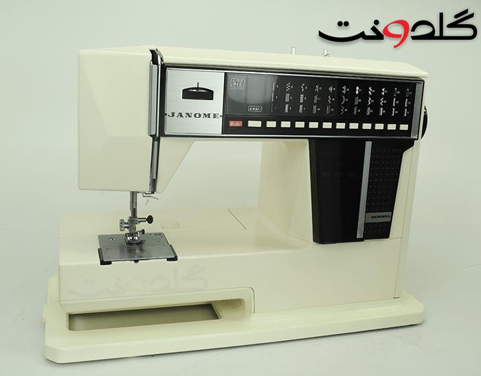 دانلود دفترچه راهنمای فارسی چرخ خیاطی ژانومه مدل 5001 – 5002