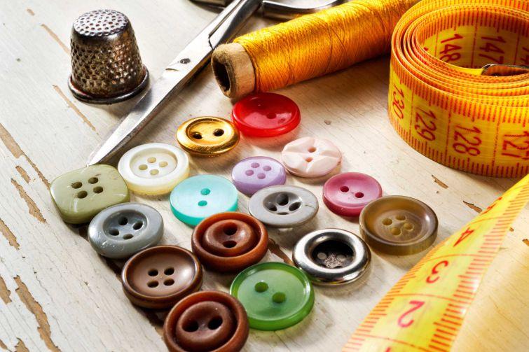 لوازم خرازی : دکمه و اهمیت آن در پوشاک