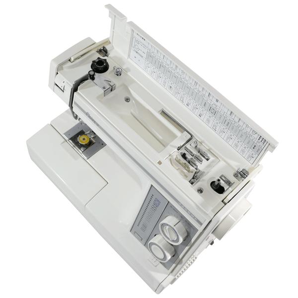 چرخ خیاطی ژانومه مدل 641