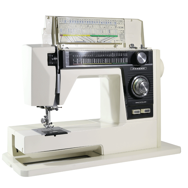 چرخ خیاطی ژانومه مدل 817